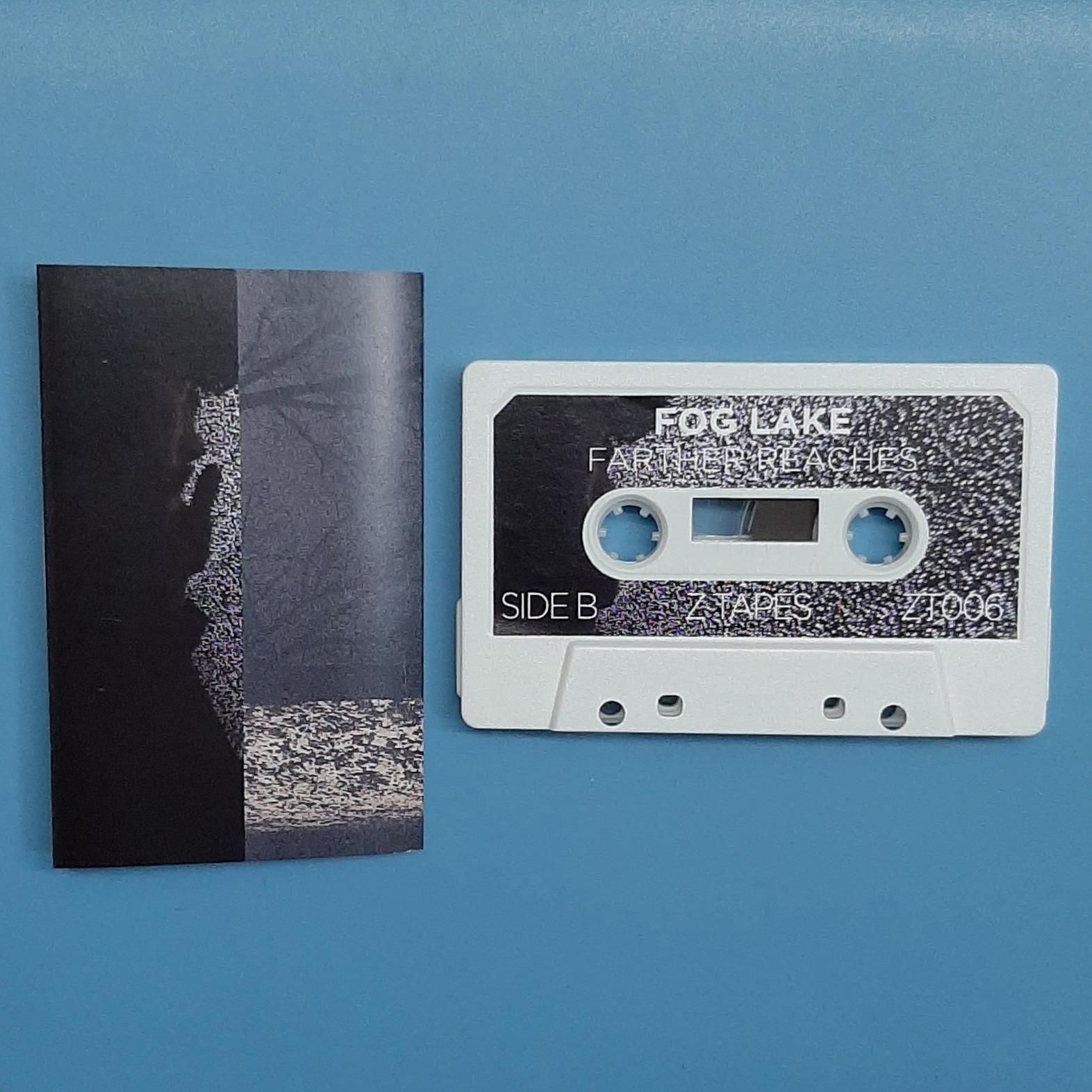 Fog Lake - Virgo Indigo / Farther Reaches (Z Tapes)