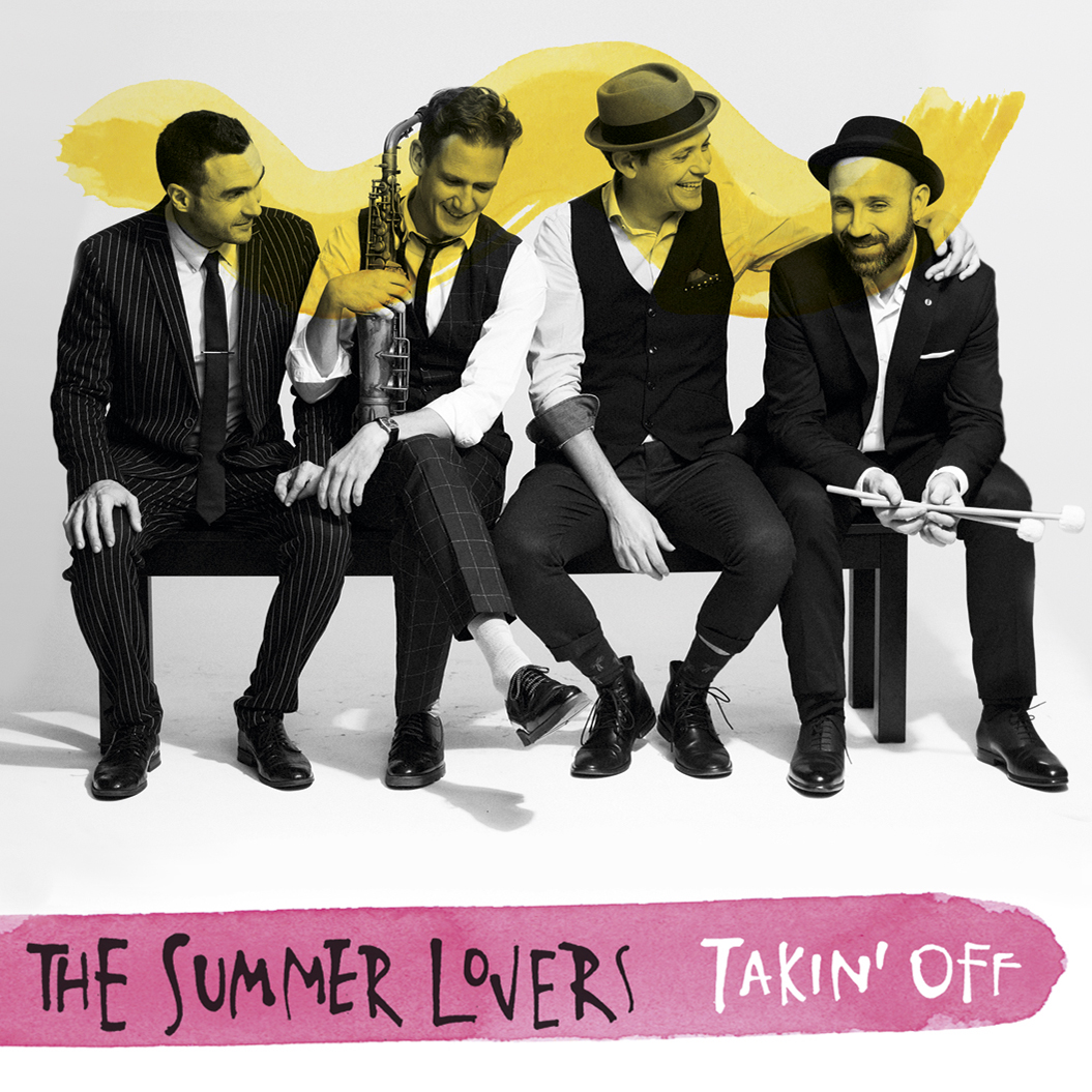 The Summer Lovers · Takin' Off