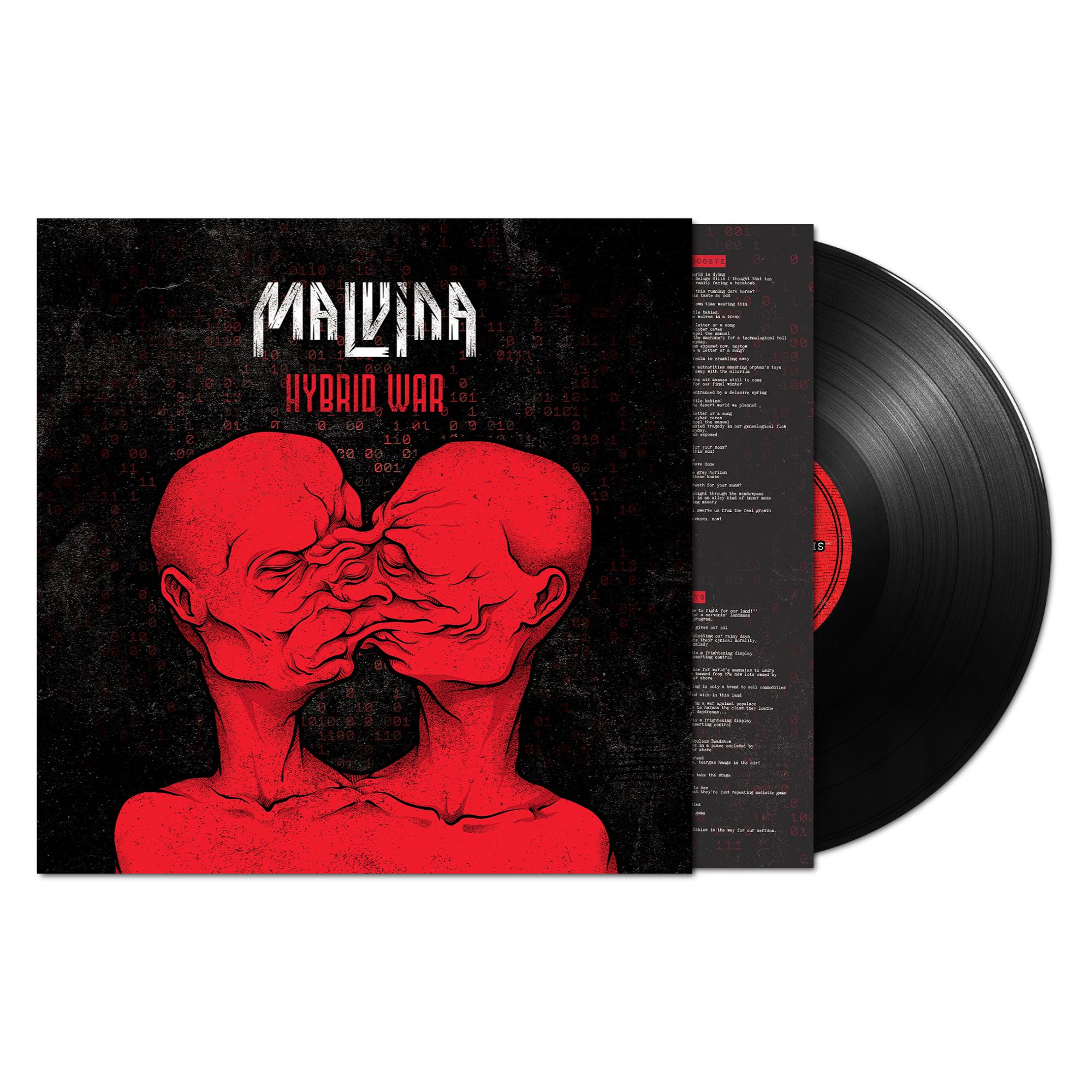 MALVINA - Hybrid War