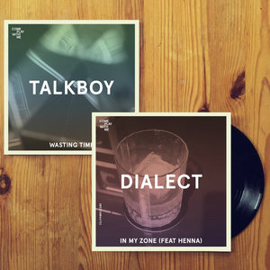 CPWM014 TALKBOY 'WASTING TIME' / DIALECT (FEAT HENNA) 'IN MY ZONE'