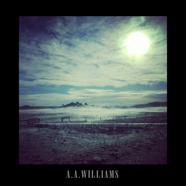 A.A.Williams - A.A.Williams (Reissue)