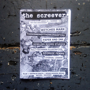 The Screever Zine Issue 12