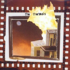The Thermals - More Parts Per Million LP