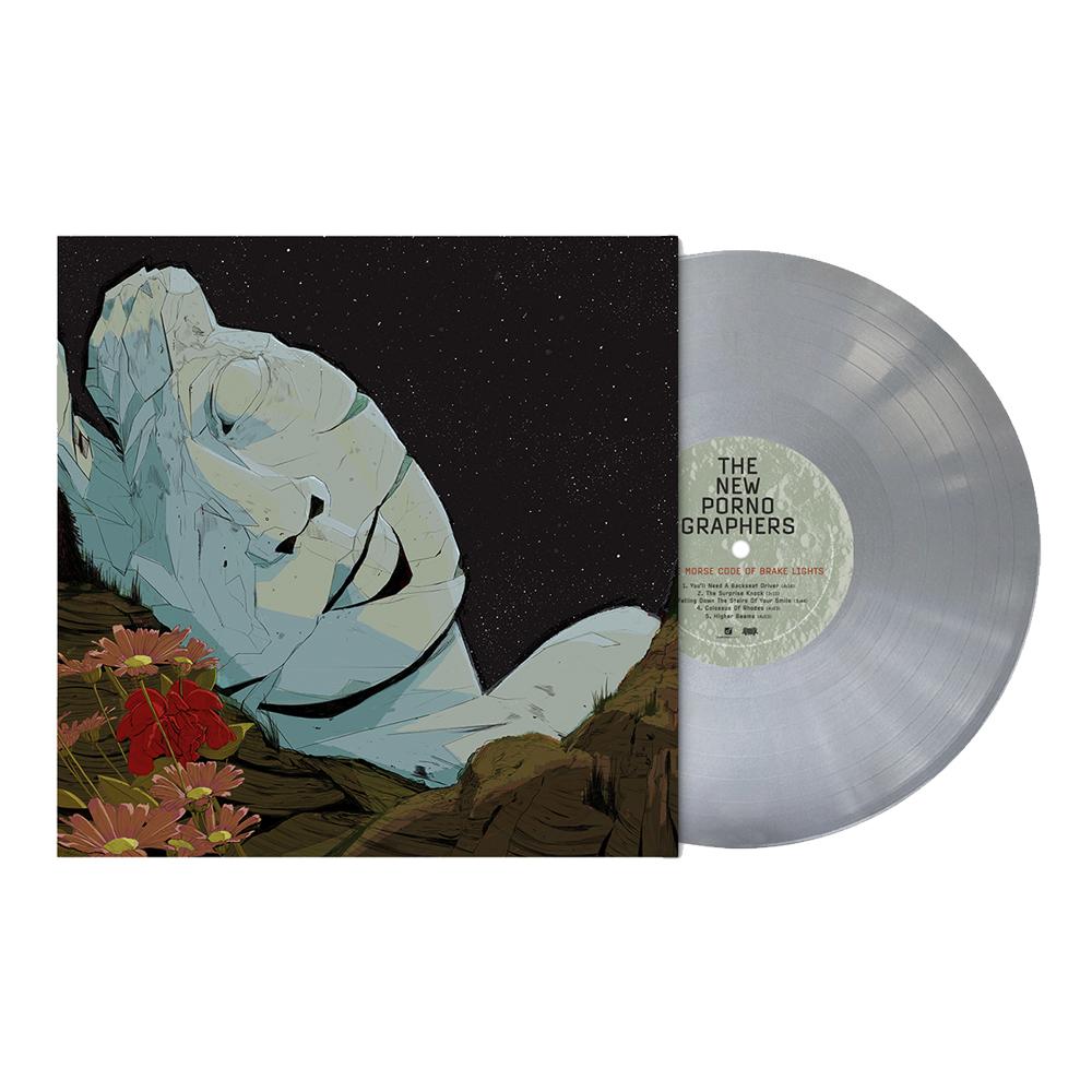 Unsigned CD or Metallic Silver Vinyl LP Merch Superb bundle