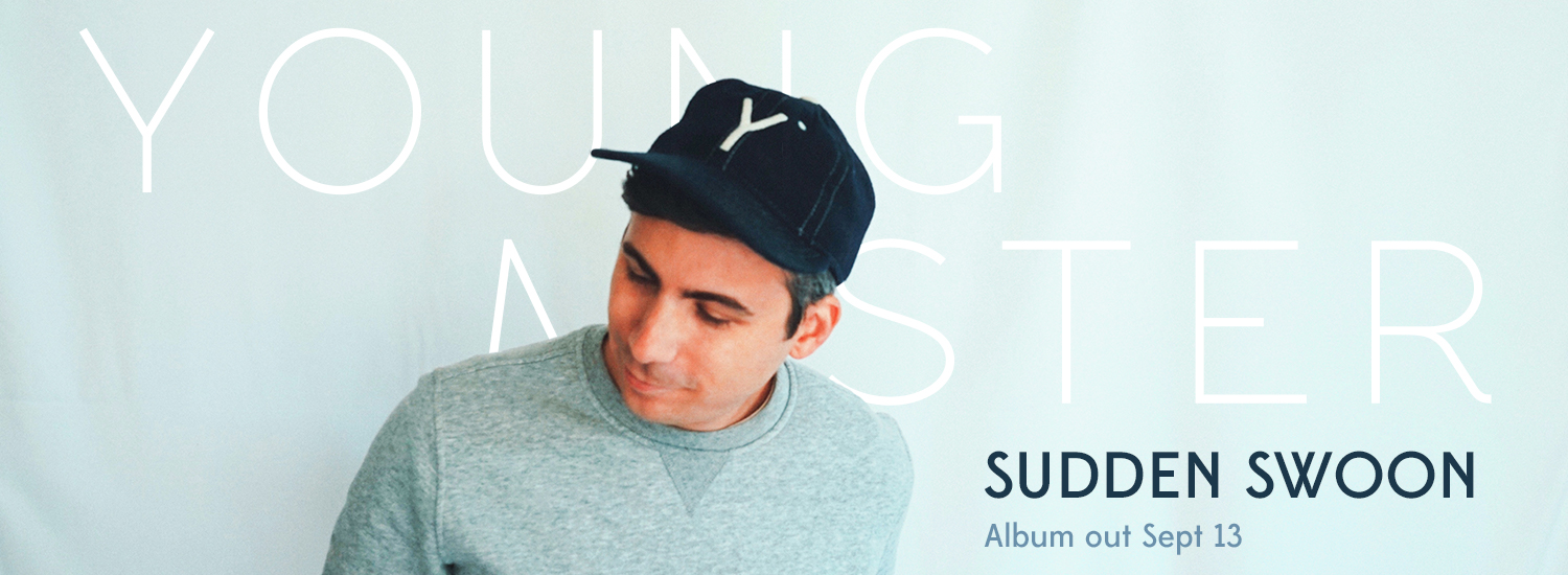 Young Mister - Sudden Swoon // Announce
