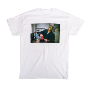 Mac Demarco MASK COFFEE T-SHIRT
