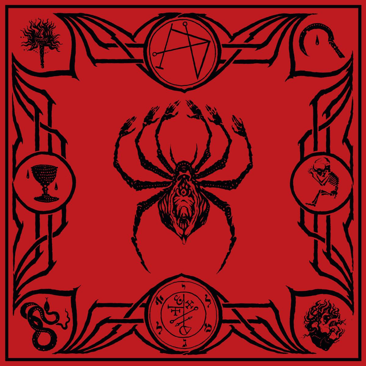 LVTHN - The Spider Goddess