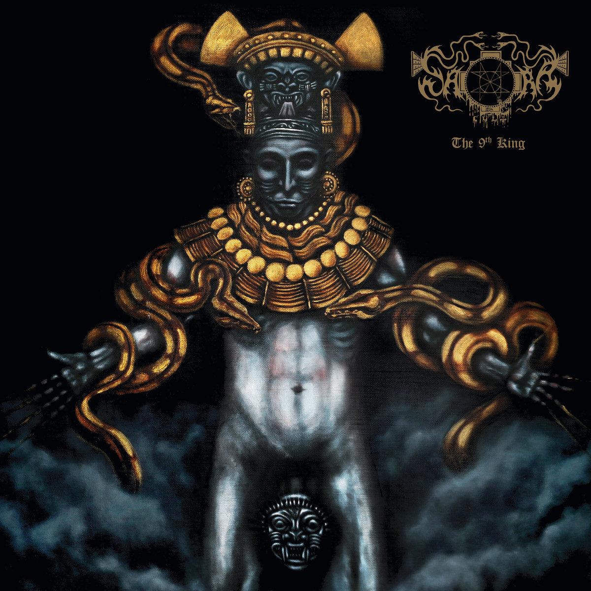 SAQRA'S CULT - The 9th King