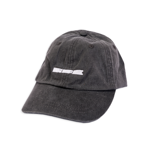 Run For Cover Logo Hat - Charcoal