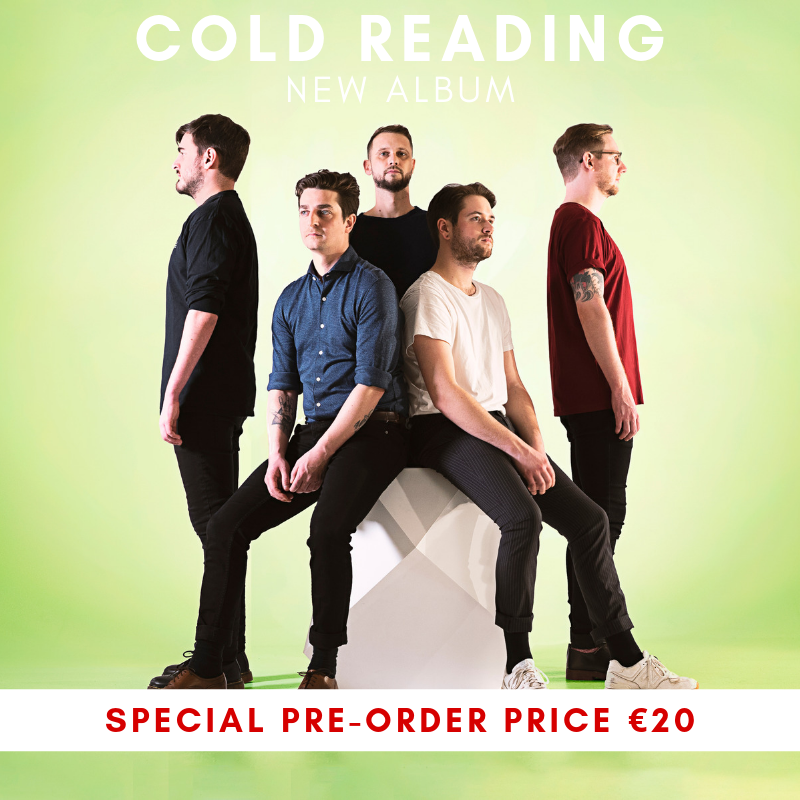 Cold Reading - New Album