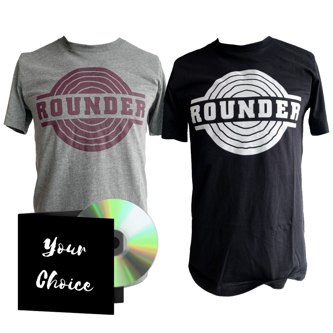 Your Choice (CD) + Tee Shirt