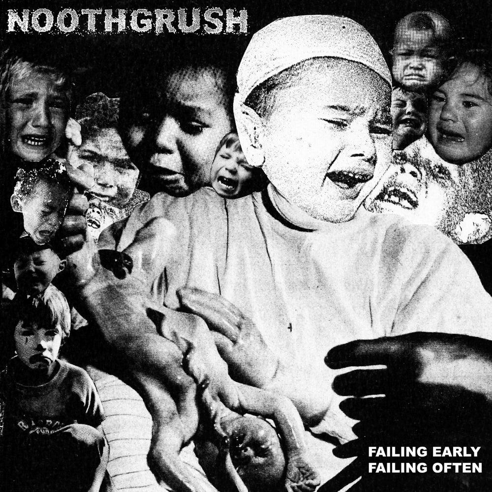 Noothgrush – Failing Early, Failing Often