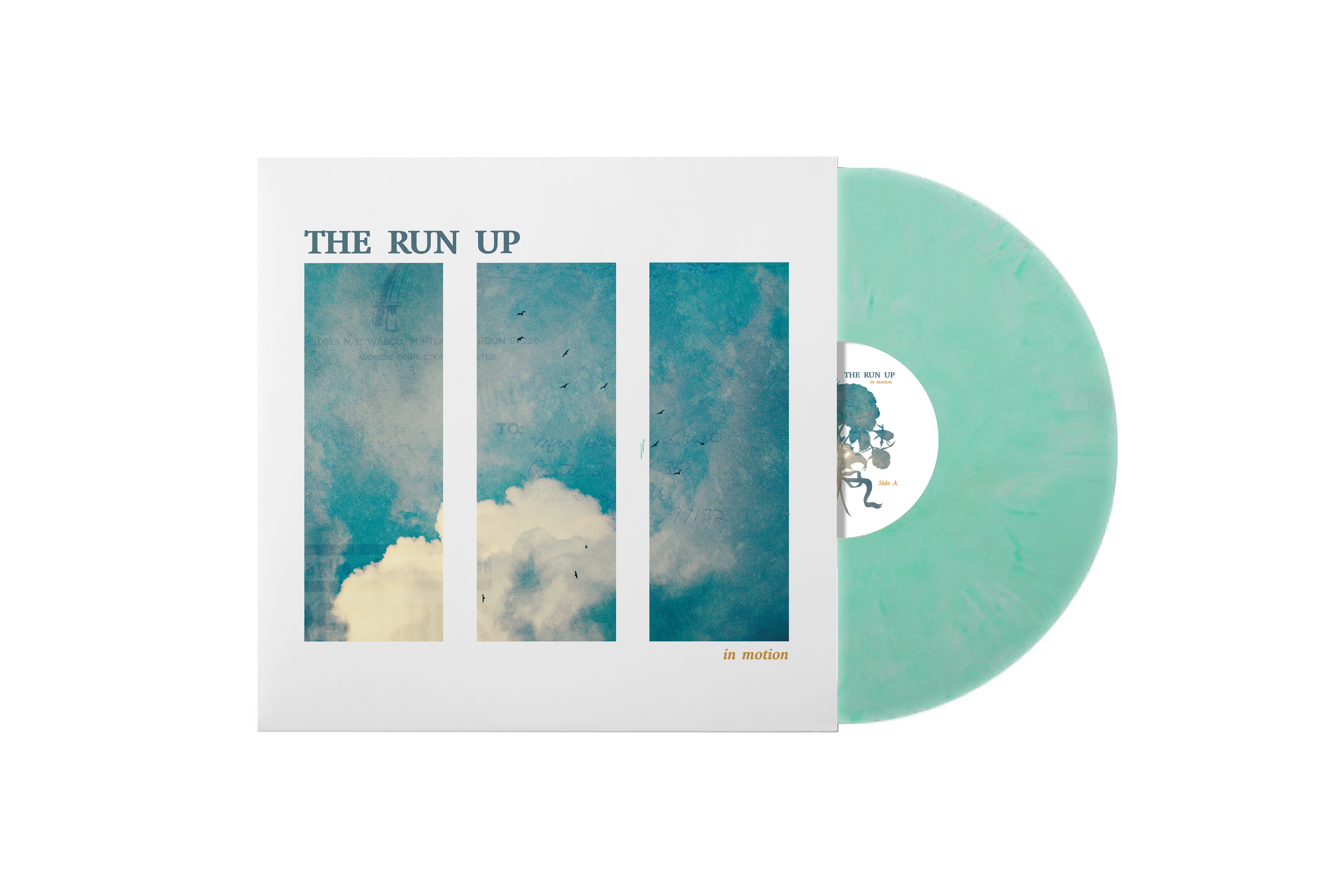 The Run Up - In Motion (Pre Order)