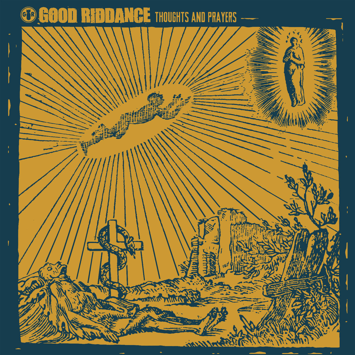 Good Riddance - Thoughts and Prayers LP
