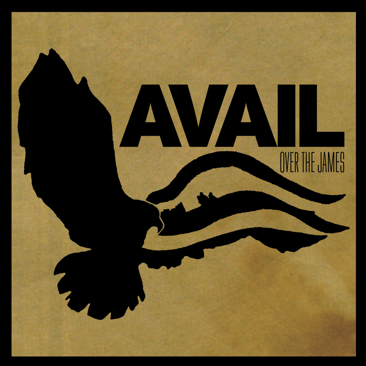Avail - Over The James LP
