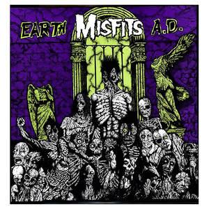 Misfits - Earth A.D./Wolfs Blood LP
