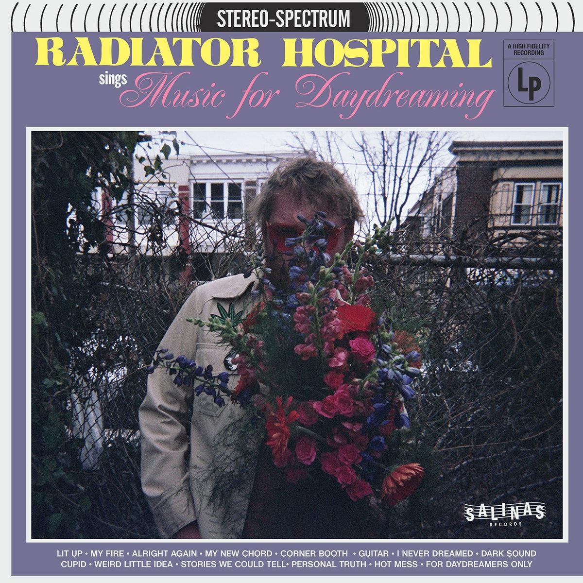Radiator Hospital - Music For Daydreaming LP