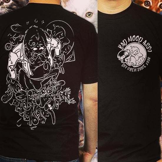 BMA - T-Shirt Gorille