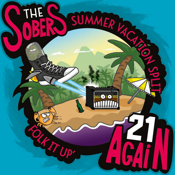 THE SOBERS vs 21 AGAIN - folk it up