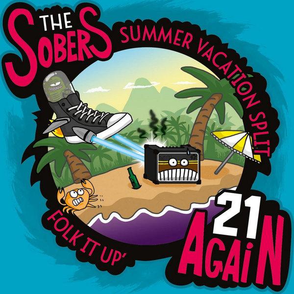 THE SOBERS vs 21 AGAIN - folk it up