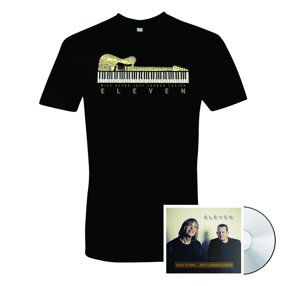 Signed CD + Tee Shirt