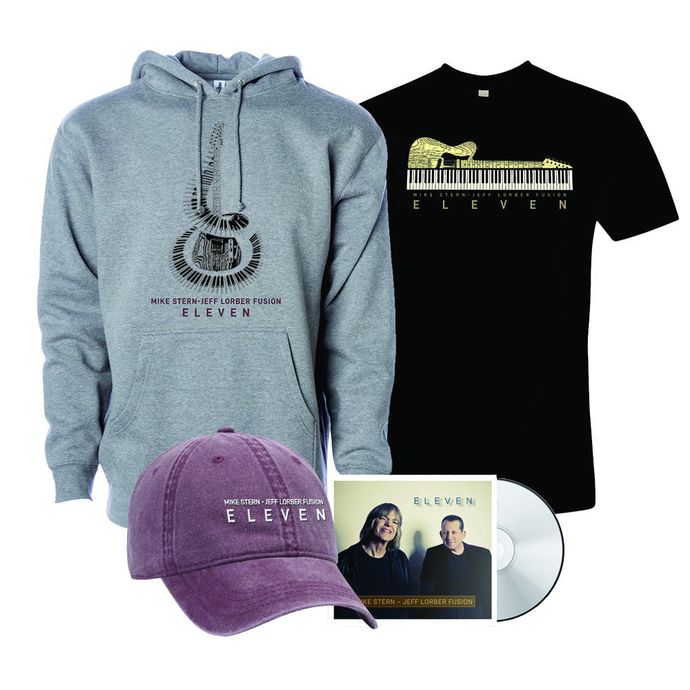 """Eleven"" Signed CD Bundle Supreme"