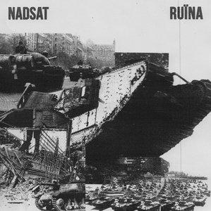 Nadsat / Ruïna - Split LP