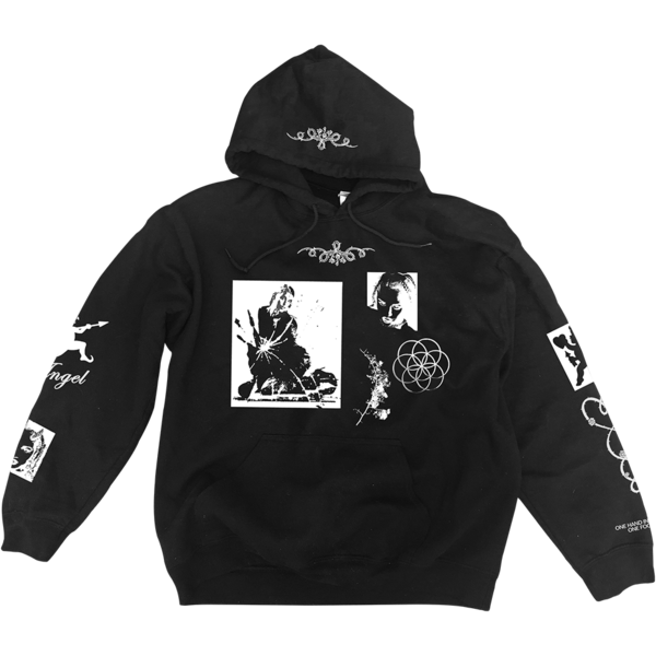 God Is Wild Tour Hoodie - Black