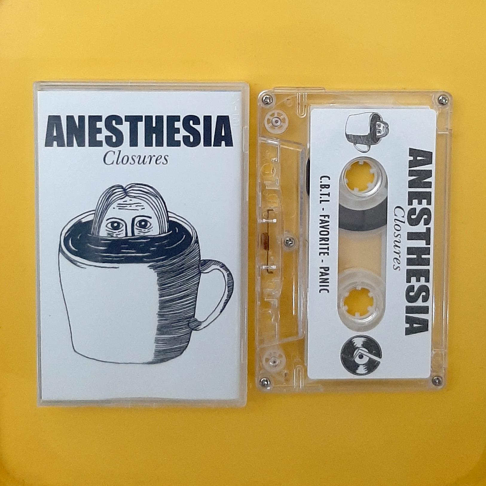 Anesthesia - Closures (Struggle Records)