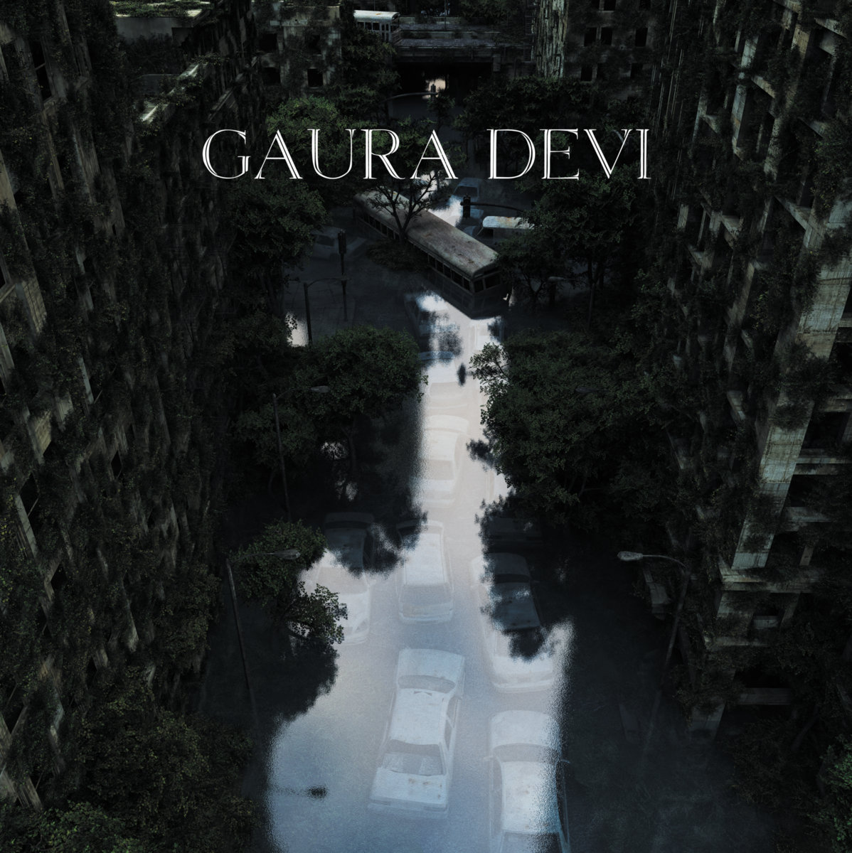 Gaura Devi - s/t LP