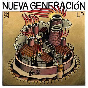 Nueva Generación - Nueva Generación LP