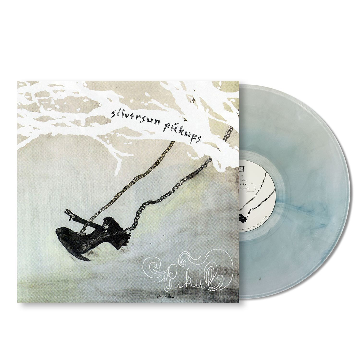 Silversun Pickups - Pikul LP - Blue Translucent Colored Vinyl