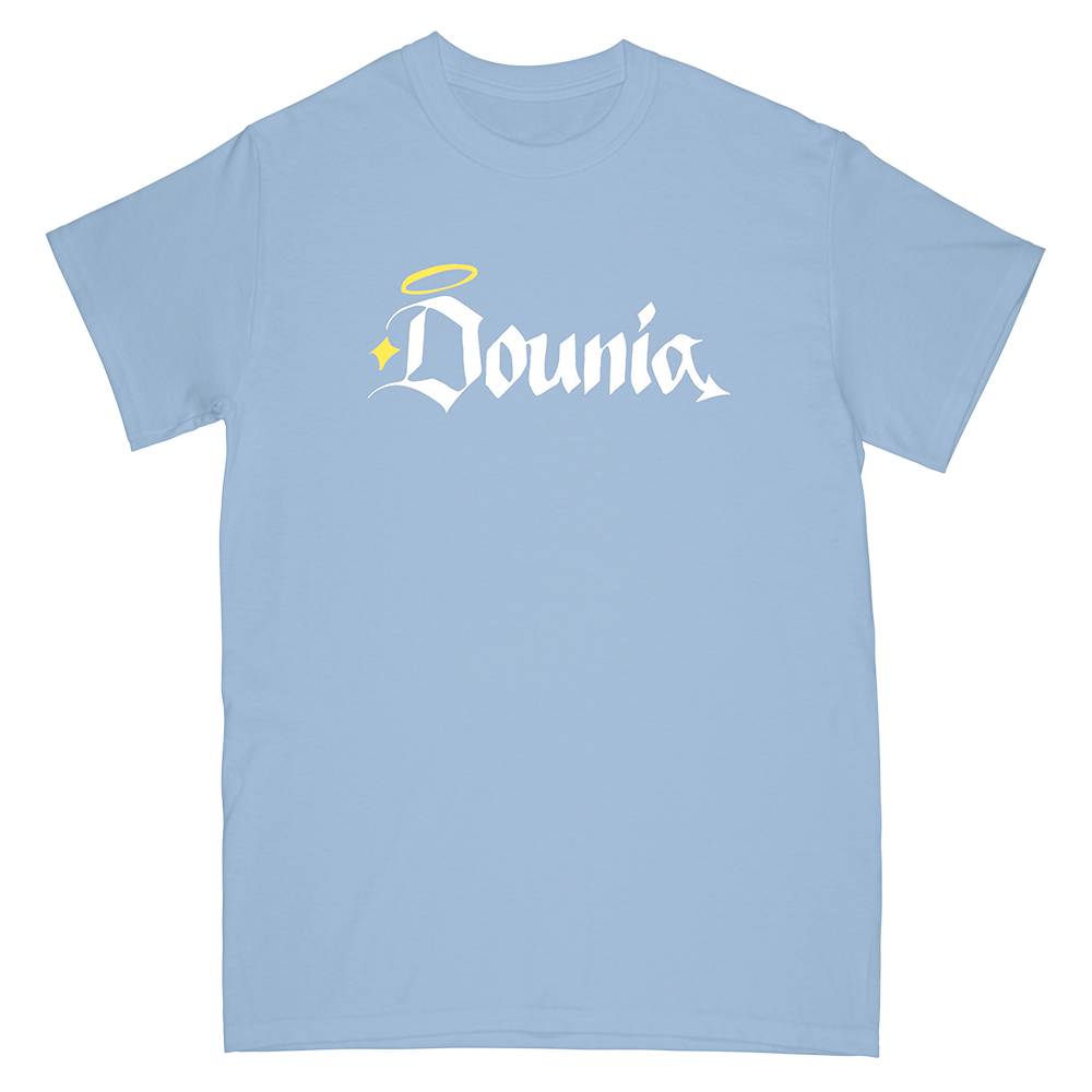 Logo Tee - Light Blue