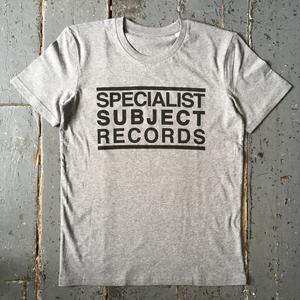 Specialist Subject - Logo Shirt Grey