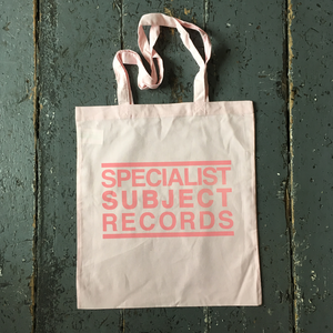 Specialist Subject Pastel Logo Tote