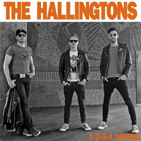 HALLINGTONS - the - 1-2-3-4 songs