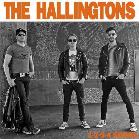 HALLINGTONS - the - 1-2-3-4 songs