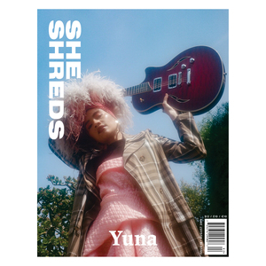 She Shreds Magazine - #18 & back issues