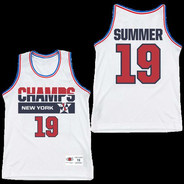 Summer 19 Jersey - White