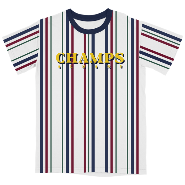 Custom Stripe Tee