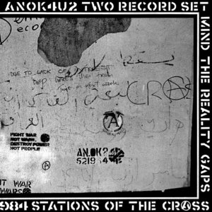 Crass - Stations of the Crass 2xLP