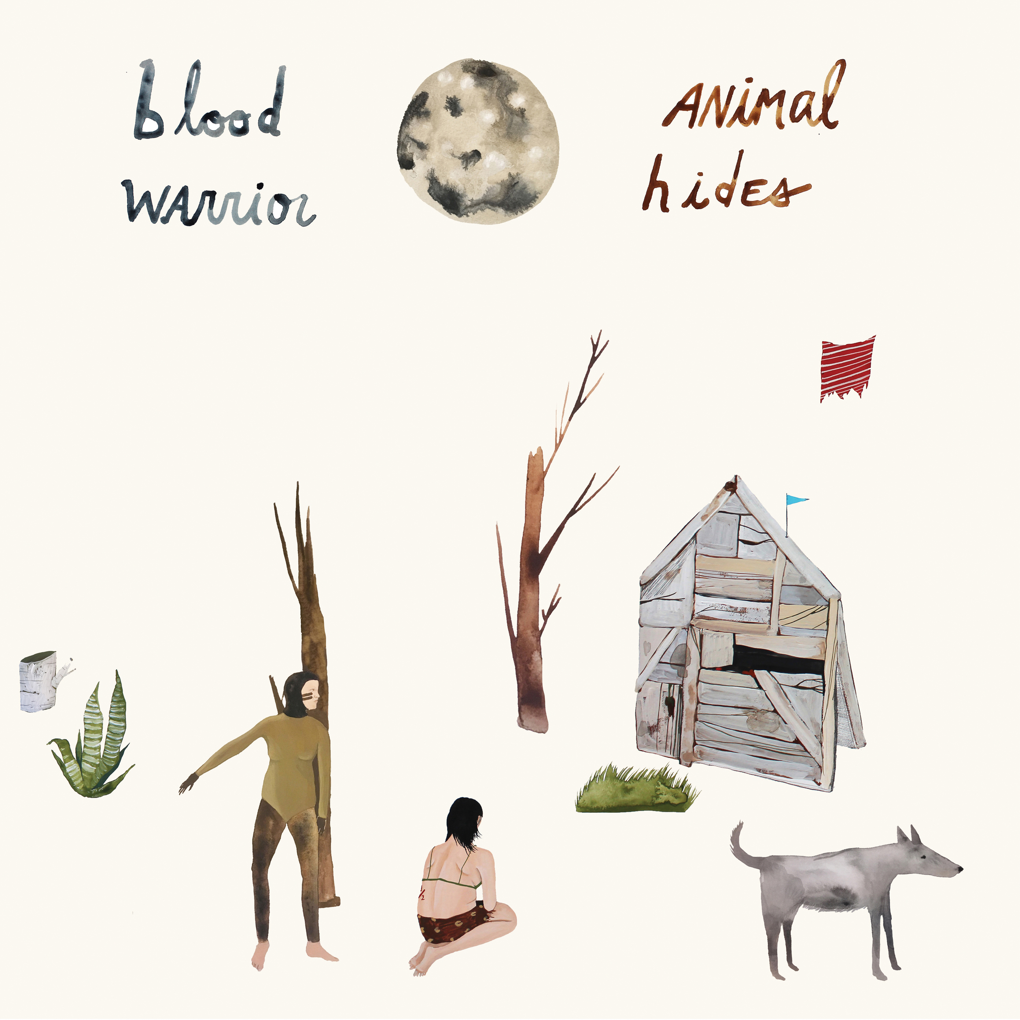 Blood Warrior - Animal Hides