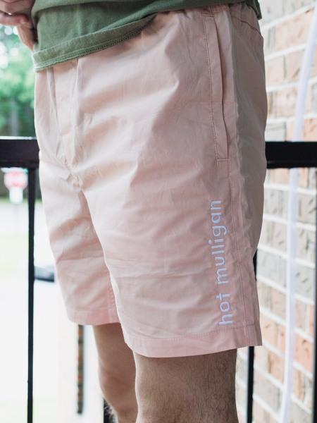 Hot Mulligan Merch - Beach Shorts