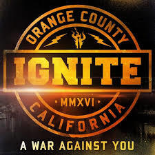 Ignite ‎– A War Against You