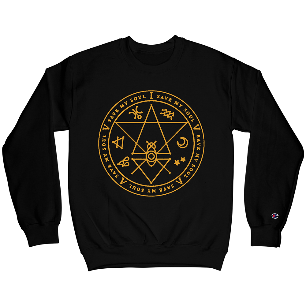 Wytch Seal Crewneck - Black