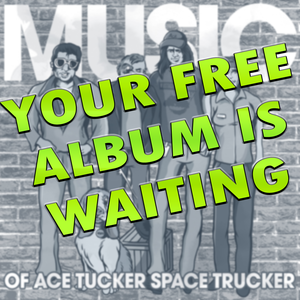 Music of Ace Trucker Space Trucker - FREE DOWNLOAD!