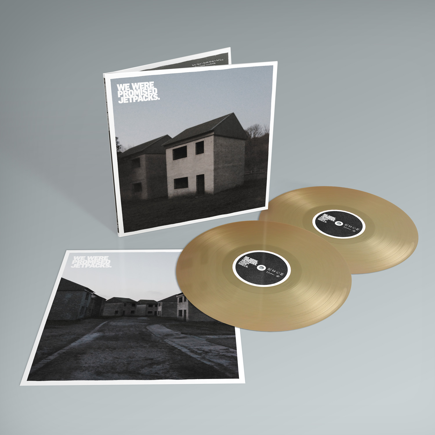 These Four Walls Deluxe Double LP
