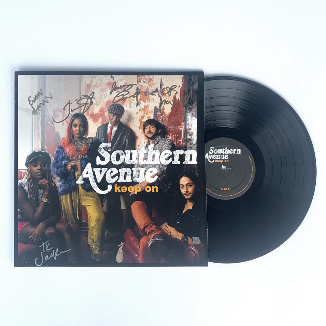 Signed Vinyl LP