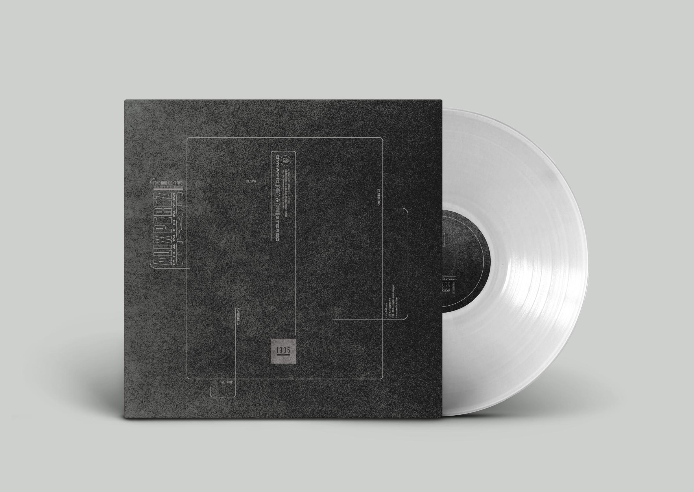 Alix Perez - Phantonym EP