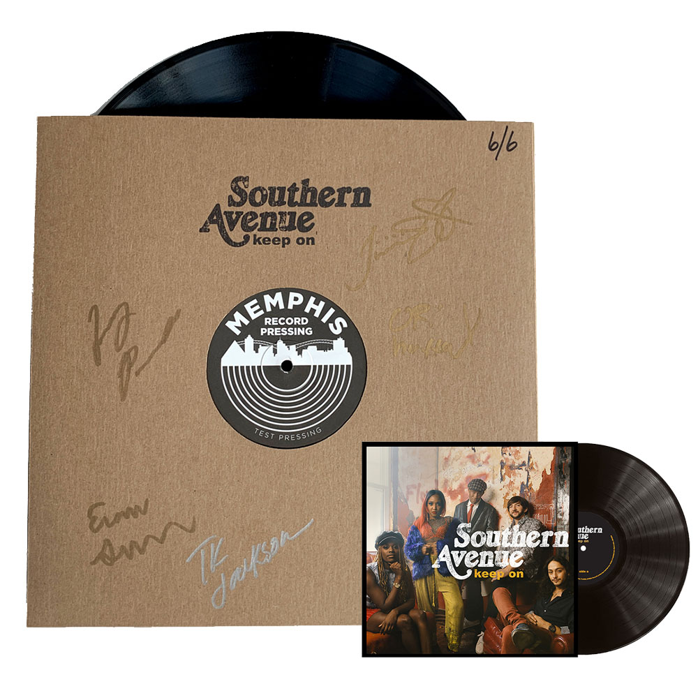 Signed & Numbered LP Test Pressing Bundle (6 available)